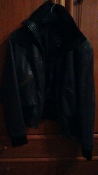 chaqueta cuero, polipiel