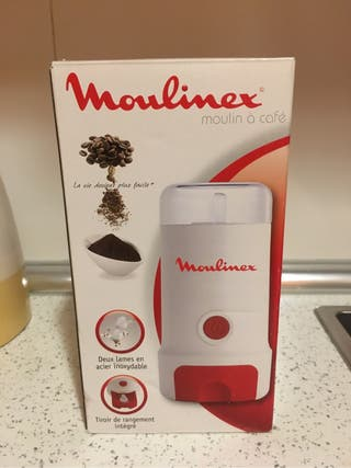 Molinillo de cafe moulinex