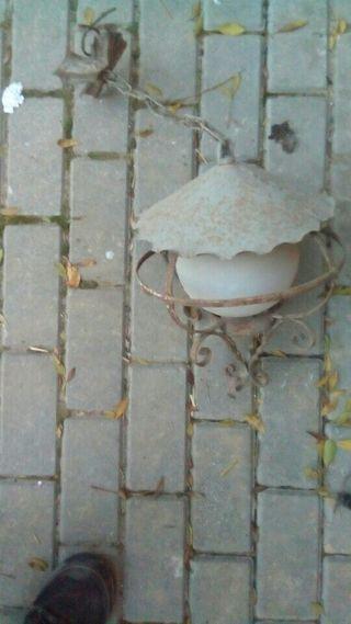lampara antiguo