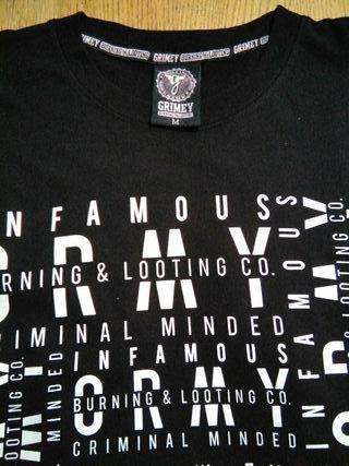 Camisetas Grimey de segunda mano en la provincia de Alicante en WALLAPOP 7b237915ca6