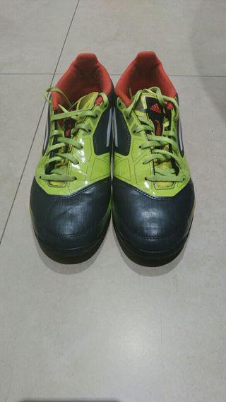 Zapatillas Futbol Adidas F-50 Messi Multitaco
