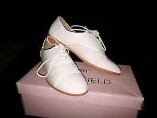 zapato blanco Anna Field