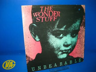 Disco vinilo the wonder stuff rock punk single