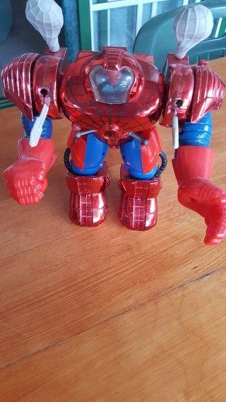 Robot spider -Man.
