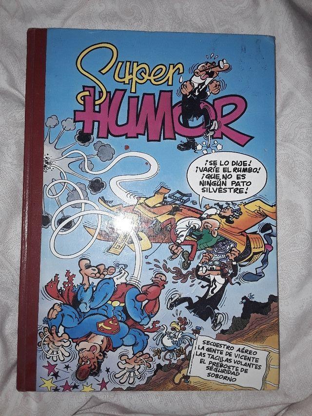 Super humor Mortadelo y Filemón