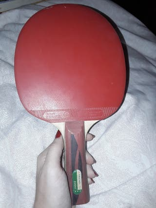 raqueta de ping pong tecno pro expert