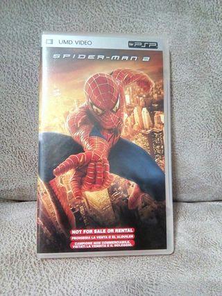 ° Pelicula UMD Spiderman 2