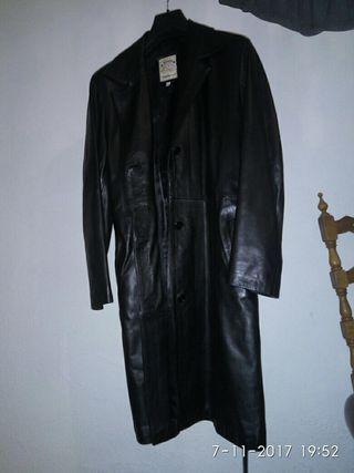 abrigo de piel verdadera