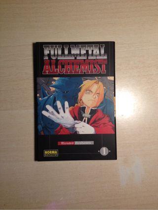 Manga Full Metal Alchemist