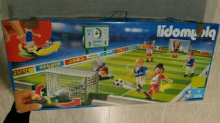 PLAYMOBIL Set de futbol
