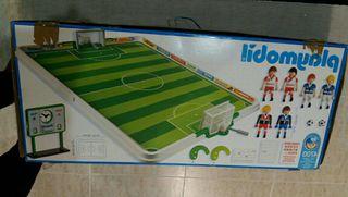 PLAYMOBIL Set de futbol