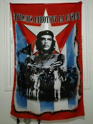 Bandera Che Gevara