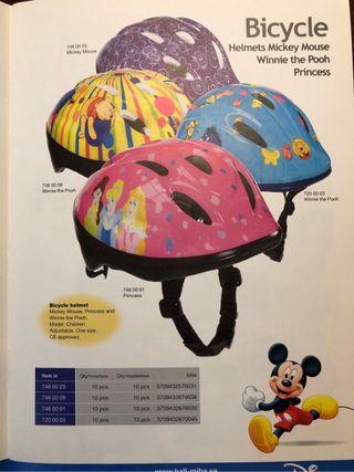 Casco de bici Disney