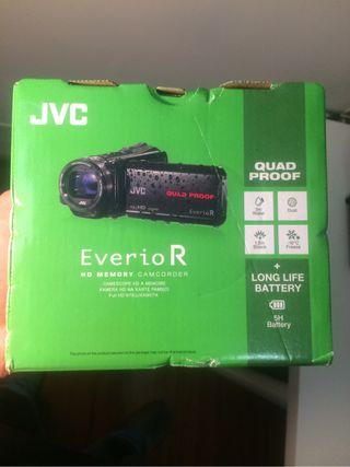 Camara JVC Everio R Quad Proof