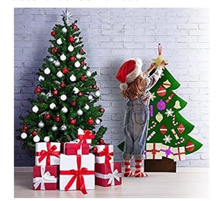 árbol de navidad didáctico y decorativo