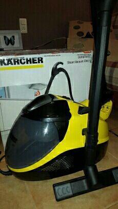 Limpiadora-aspiradora de vapor