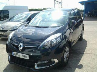 Renault Scenic 2013, Dynamique