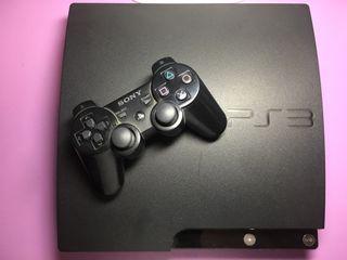 PS3 250gb +10juegos