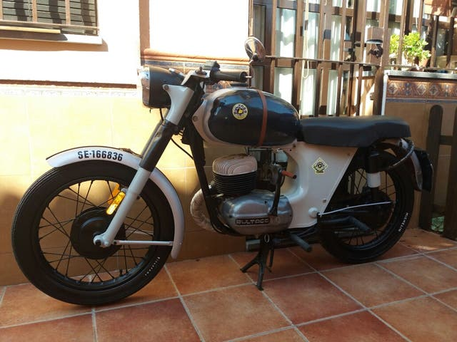 Bultaco mercurio