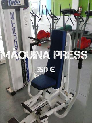 MAQUINA PRESS FRONTAL