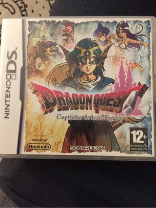 Dragon Quest Capítulos