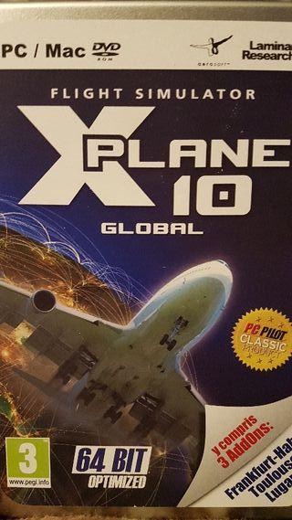 X Plane 10 Global 64bit PC/Mac