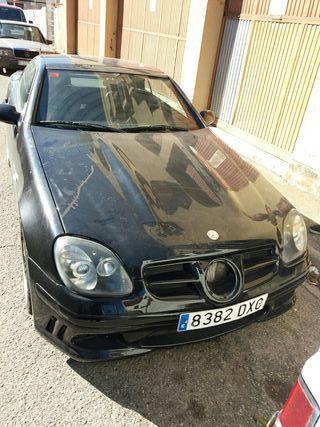 Mercedes-Benz CL Coupe 1999