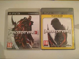 Prototype y Prototype 2