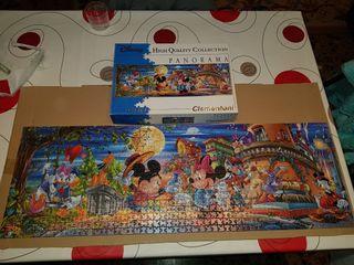 puzzle panoramico