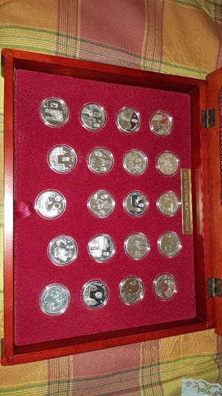 monedas de la autonomía en el plata 25 monedas