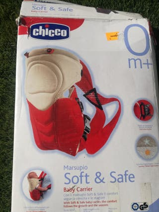 mochila porta bebe chicco