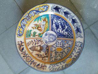 plato ceramica 60 cms.