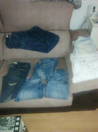 pantalones baqueros talla 32