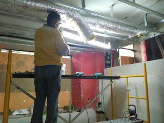 instalaciones de aire acondicionado conductos
