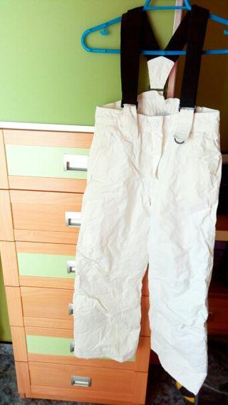 Pantalon para la nieve