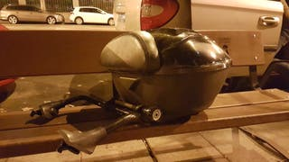 Baúl moto