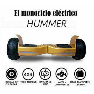 Hoverboard Hummer Dorado