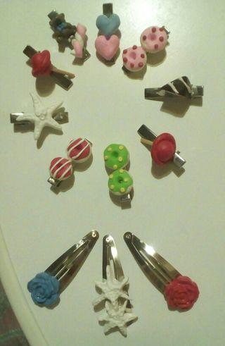 horquillas decoradas