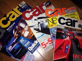 Revista CAR, 10 años completos
