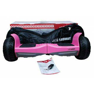 Hoverboard Hummer Rosa