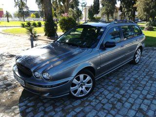 Jaguar X-Type 2005 wagon 2.0d 130 cv