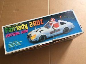 FAIRLADY 280Z PATROL CAR, de los '80, Buen estado!
