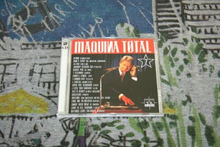 Máquina Total 7 - Varios Artistas - 2 CD's