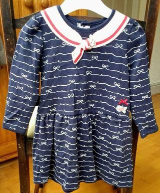 Sergent Major girl's dress,sweatshirt