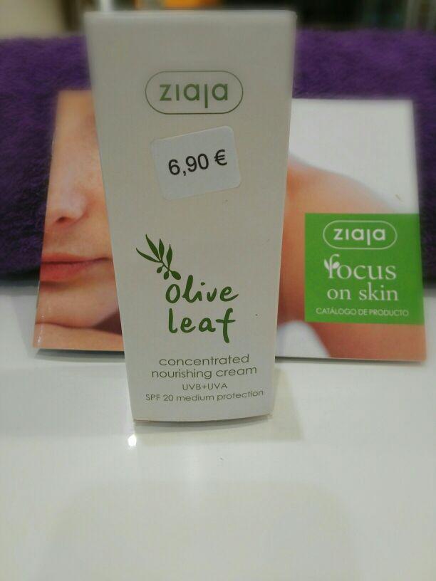Crema, gel limpiador y agua micelar de Oliva Natur