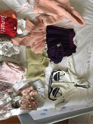 Pack ropa