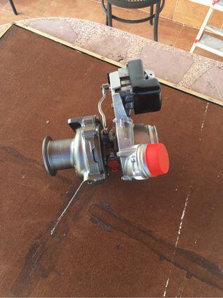 Turbo garrett bmw 118d 143cv N47D20A