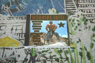 Máquina Total 4 - Varios Artistas - CD
