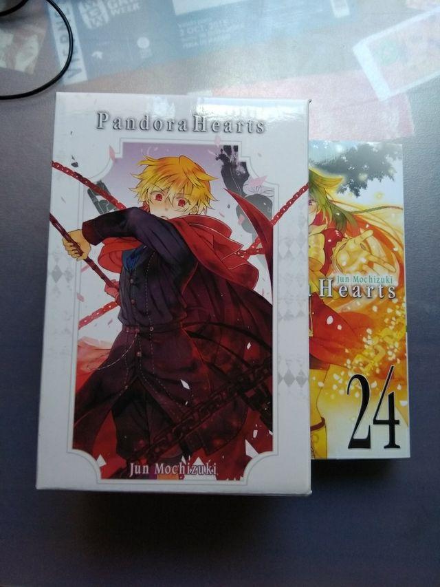 Tomo 24 Pandora Hearts