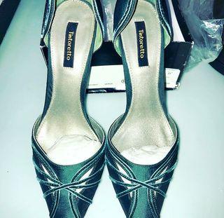 Zapatos piel Tintoretto 37